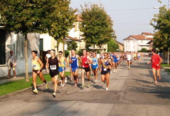 Il ventiduesimo chilometro di corsa, quello che l'Atletica Mastella Quinto