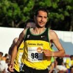 Intervista a Cosimo Caliandro: l'alfiere delle Fiamme Gialle sogna l'esordio in maratona