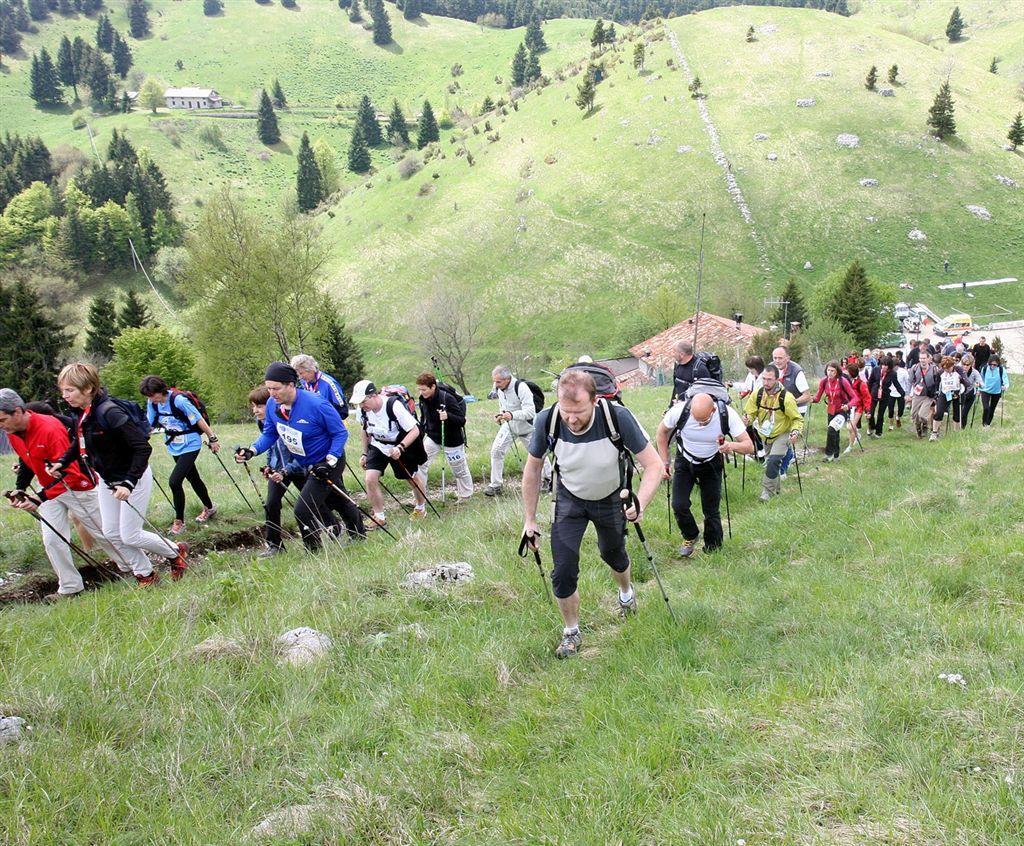 CON IL NORDIC WALKING ALLA SCOPERTA DELLE PREALPI