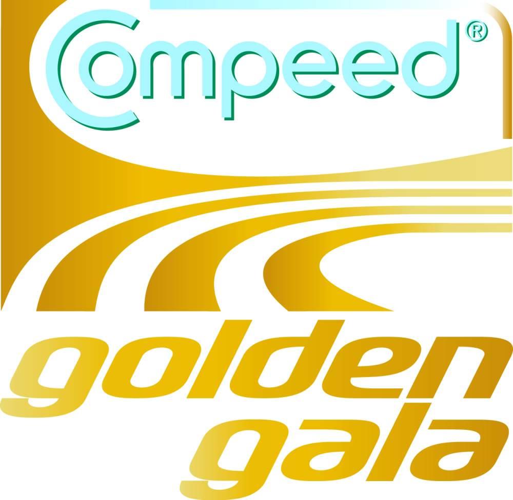 Il Compeed Golden Gala in diretta su RAI 3