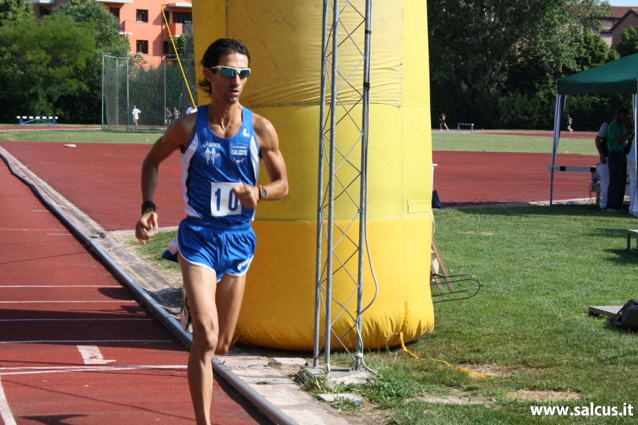 Rudy Magagnoli vince a Comacchio