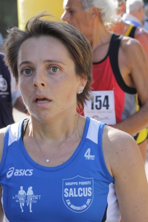 Stefania Bonzagni vince a Tamara