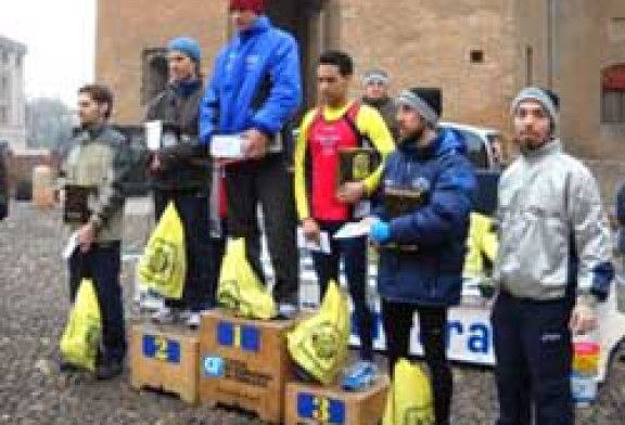 Aspettando Ferrara Marathon Vincono MASSIMO TOCCHIO E GIOVANNA RICOTTA