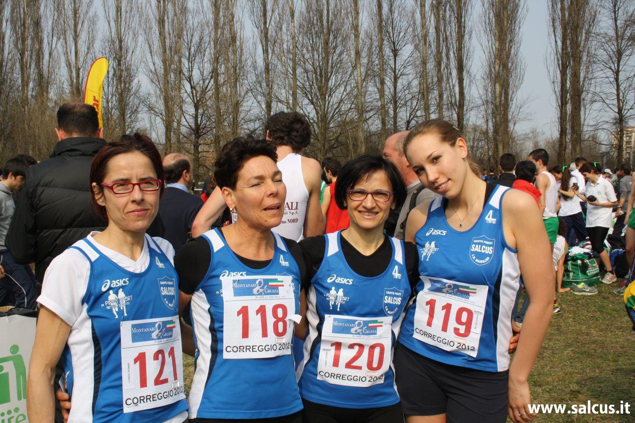 Grande Giovanna Ricotta alla 29° Maratonina delle 4 Porte