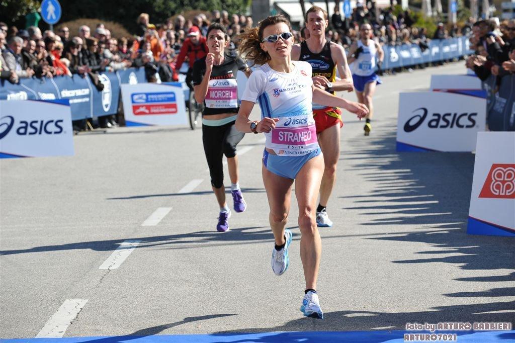 A Rotterdam record italiano per la Straneo in maratona
