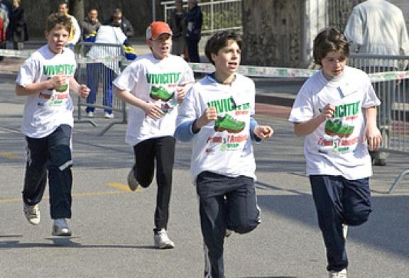 Sport & Dignity: attività per bambini e bambine all'interno di campi profughi