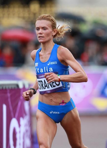 Straneo vince il campionato Italiano dei 10 Km su strada