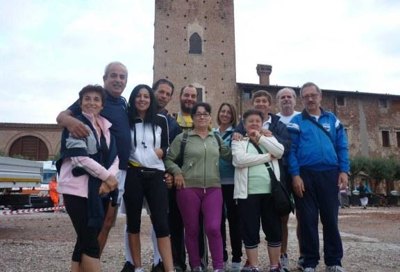 """SALCUS a Salizzole per la """"5^ Corri alle Torri"""","""
