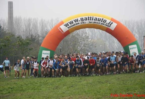Quarta tappa del Trofeo Città di Ferrara a Bondeno