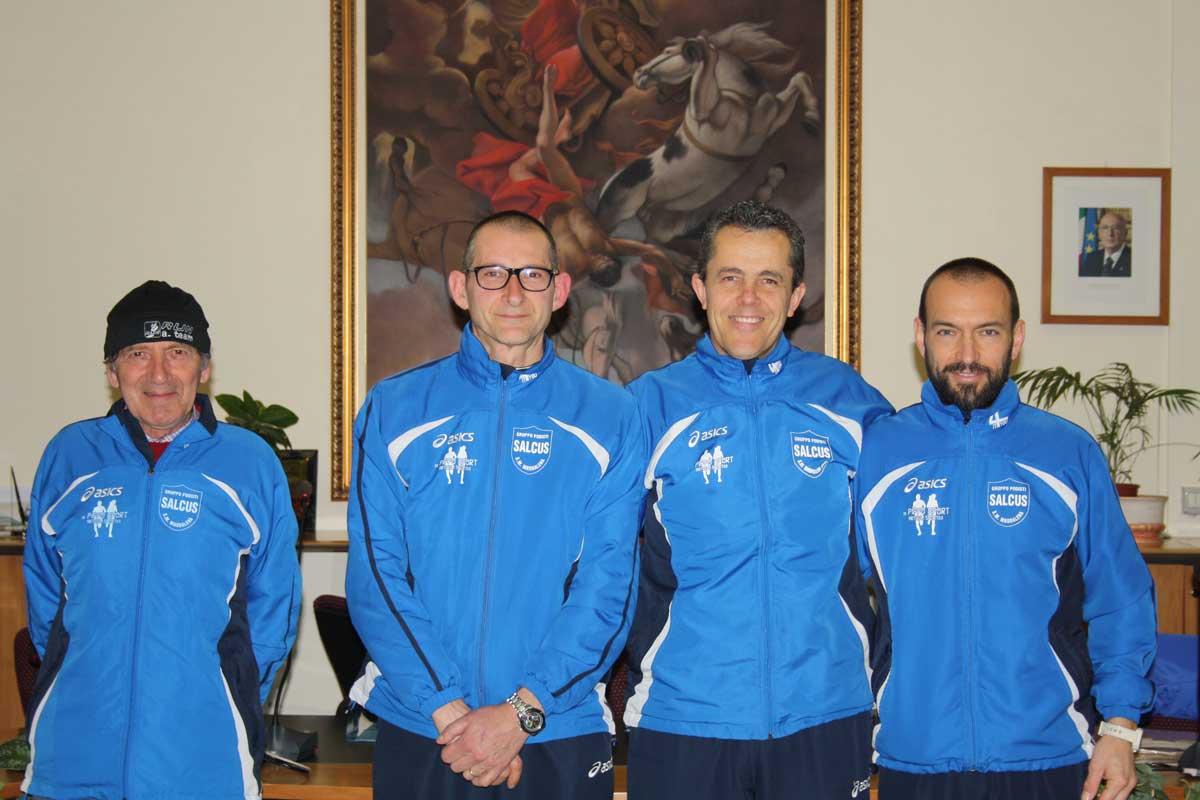 La Salcus si qualifica per i campionati italiani e punta al poker per i nazionali Uisp