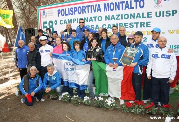 59° CAMPIONATO NAZIONALE UISP DI CORSA CAMPESTRE