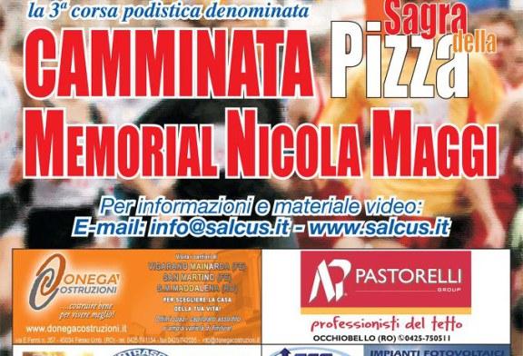 Camminata Sagra della Pizza venerdì 14 giugno