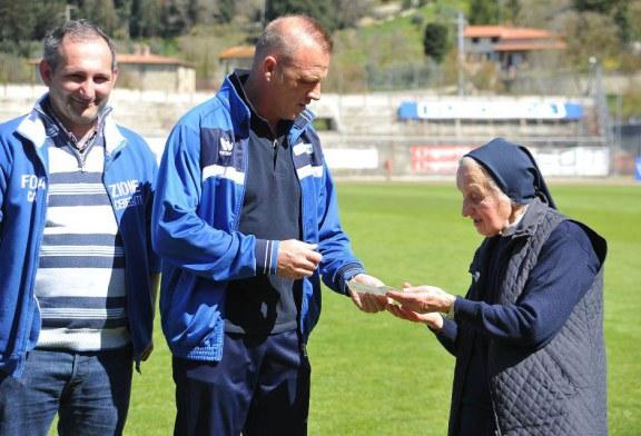 Fondazione Carobbi-Ceregatti e Arezzo Calcio insieme per il sociale