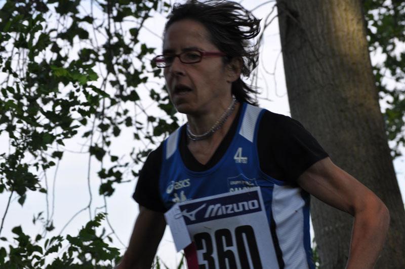 Giovanna Ricotta vince la 36°