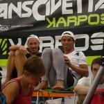 Michele ed Alessandro alla Transcivetta 2013