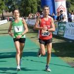 Cinque campioni Provinciali Salcus di Mezza Maratona