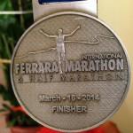 Paolo Ferrari ci racconta la sua Ferrara Marathon