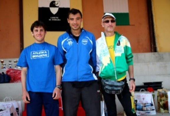 Tanta Salcus al Giro delle mura Estensi 2014