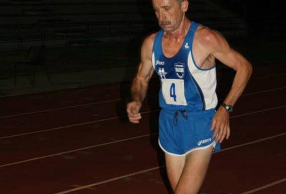 Lorenzo Andreose al Campionato Nazionale UISP di Corsa in Montagna a Vidiciatico (BO)