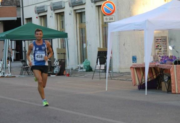 Massimo Tocchio ci racconta la gara vinta a Formignana