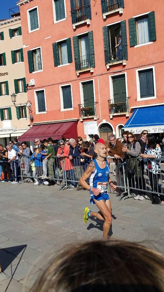 Alessandro Splendore ci racconta la sua Venicemarathon