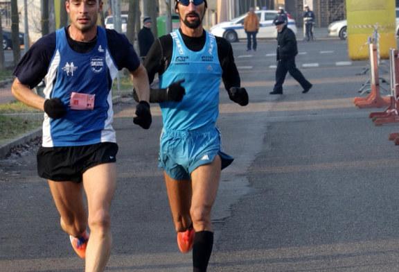 Massimo Tocchio vince a Tamara la gara dell'Epifania