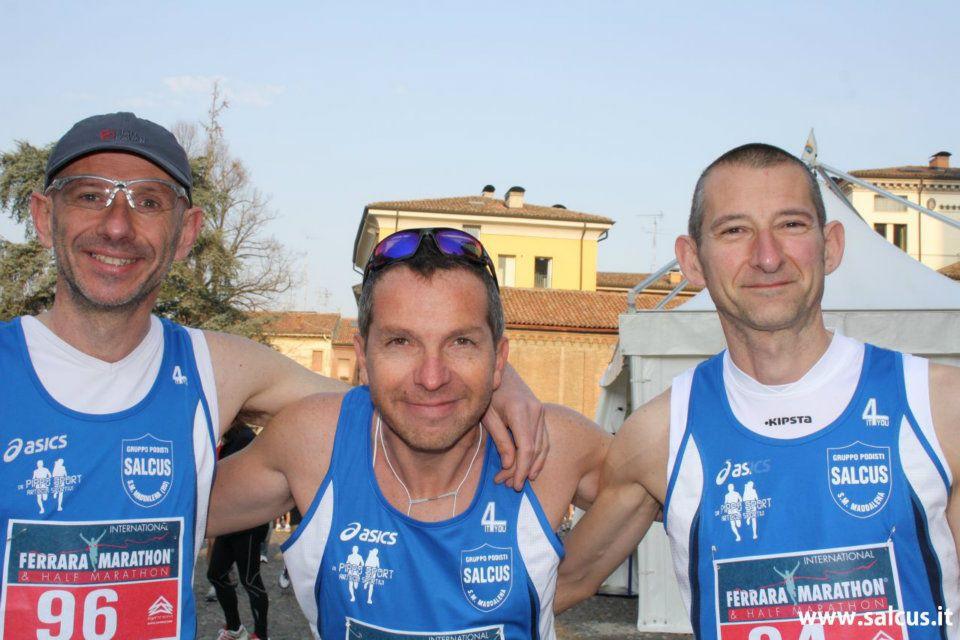 Quante maratone?