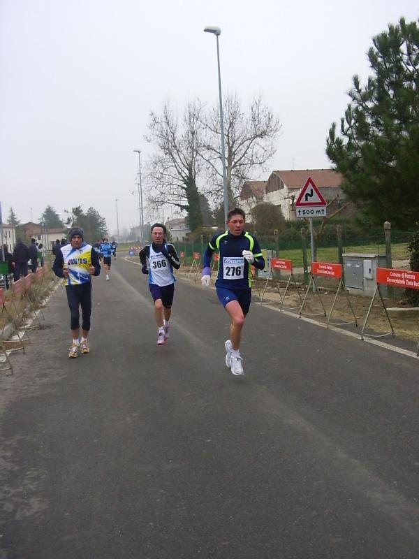 Maratonina D'inverno da record
