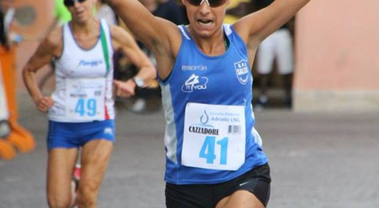 Erica Cazzadore trionfa al Cardinelli