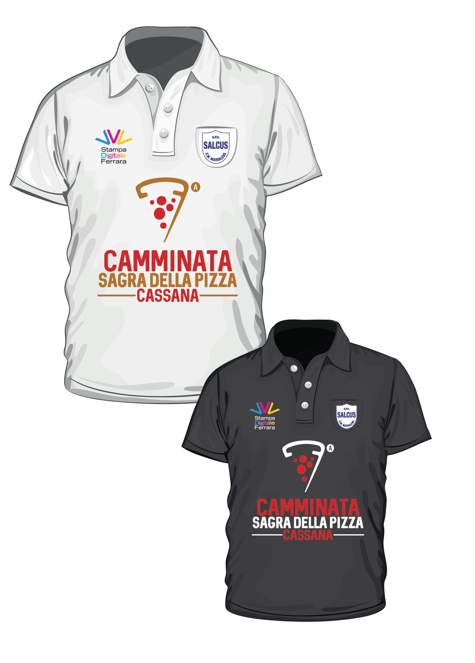 Novità per la settima edizione della Camminata Sagra della Pizza