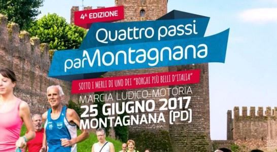 """Conto alla rovescia per la    """"4 passi per Montagnana"""""""