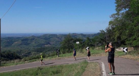 SALCUS alla Vini Vulcani Running