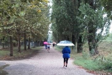 SALCUS sotto le prime piogge autunnali