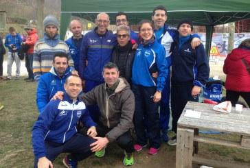 Faggin e Andreose centrano il bis a Vittorio Veneto