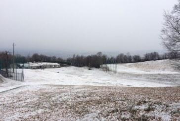 Una domenica sotto qualche fiocco di neve