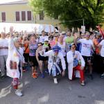 Una festa di corsa e solidarietà a San Giorgio