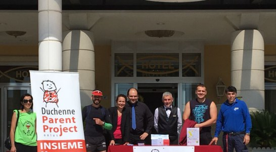 Maik Benetti: 50 Km per combattere la distrofia muscolare