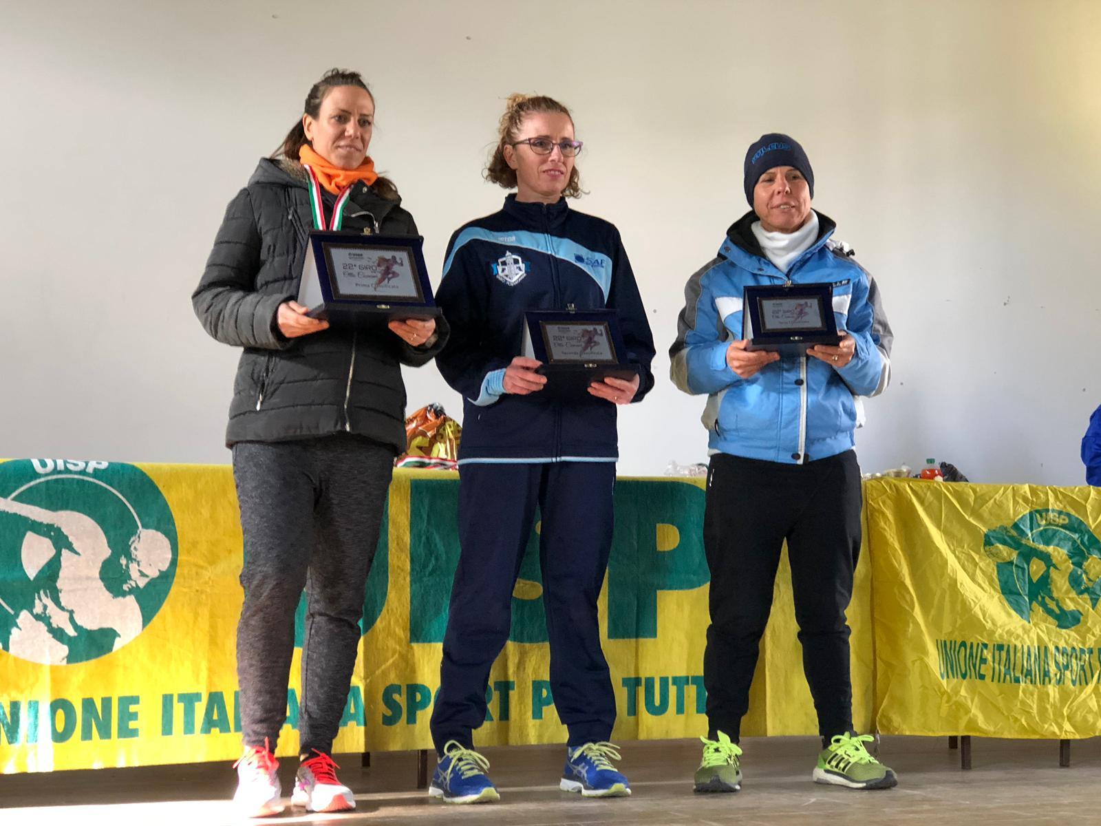 Siviero e Piasentini sul podio al trofeo 8 comuni