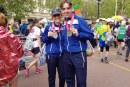 Stefania e Filippo raccontano la loro Virgin London Marathon!!!