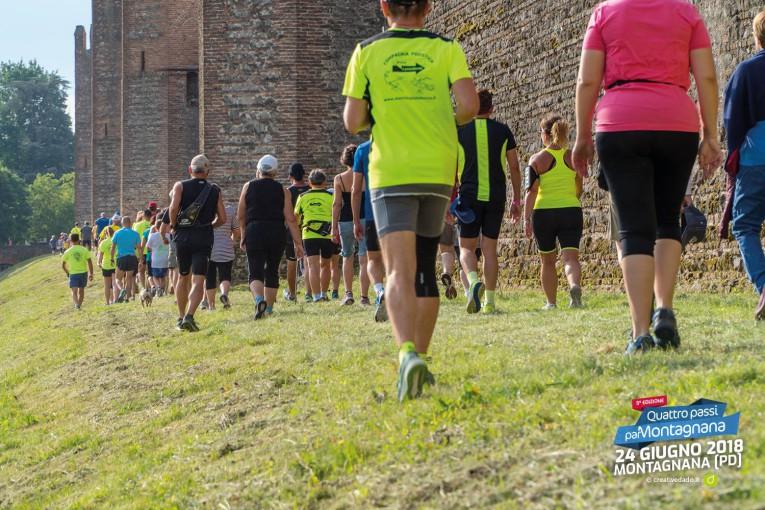Appuntamento SALCUS alla Quattro Passi par Montagnana